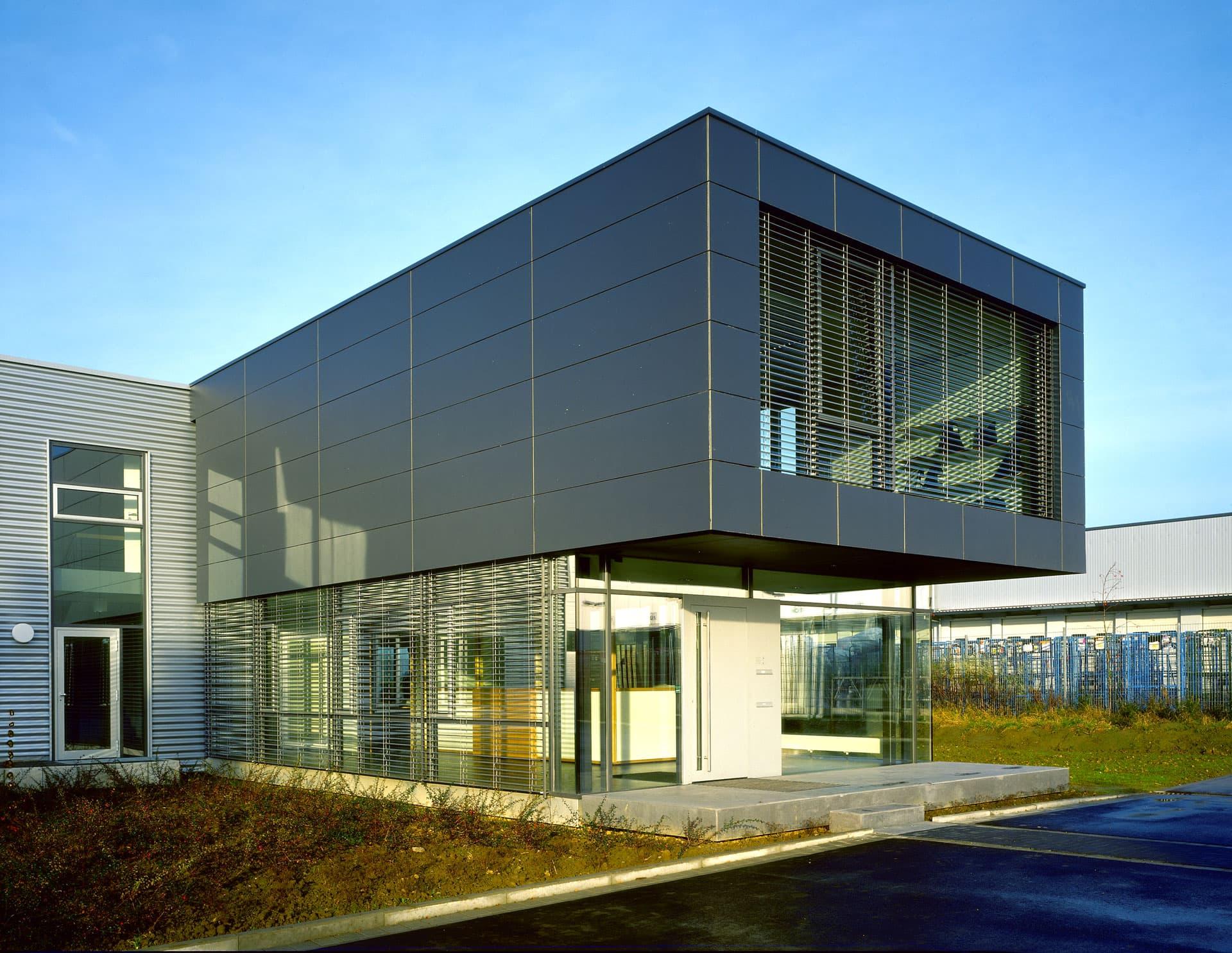 Halfar system gmbh bhp architekten generalplaner gmbh br chner h ttemann pasch in bielefeld - Bhp architekten ...