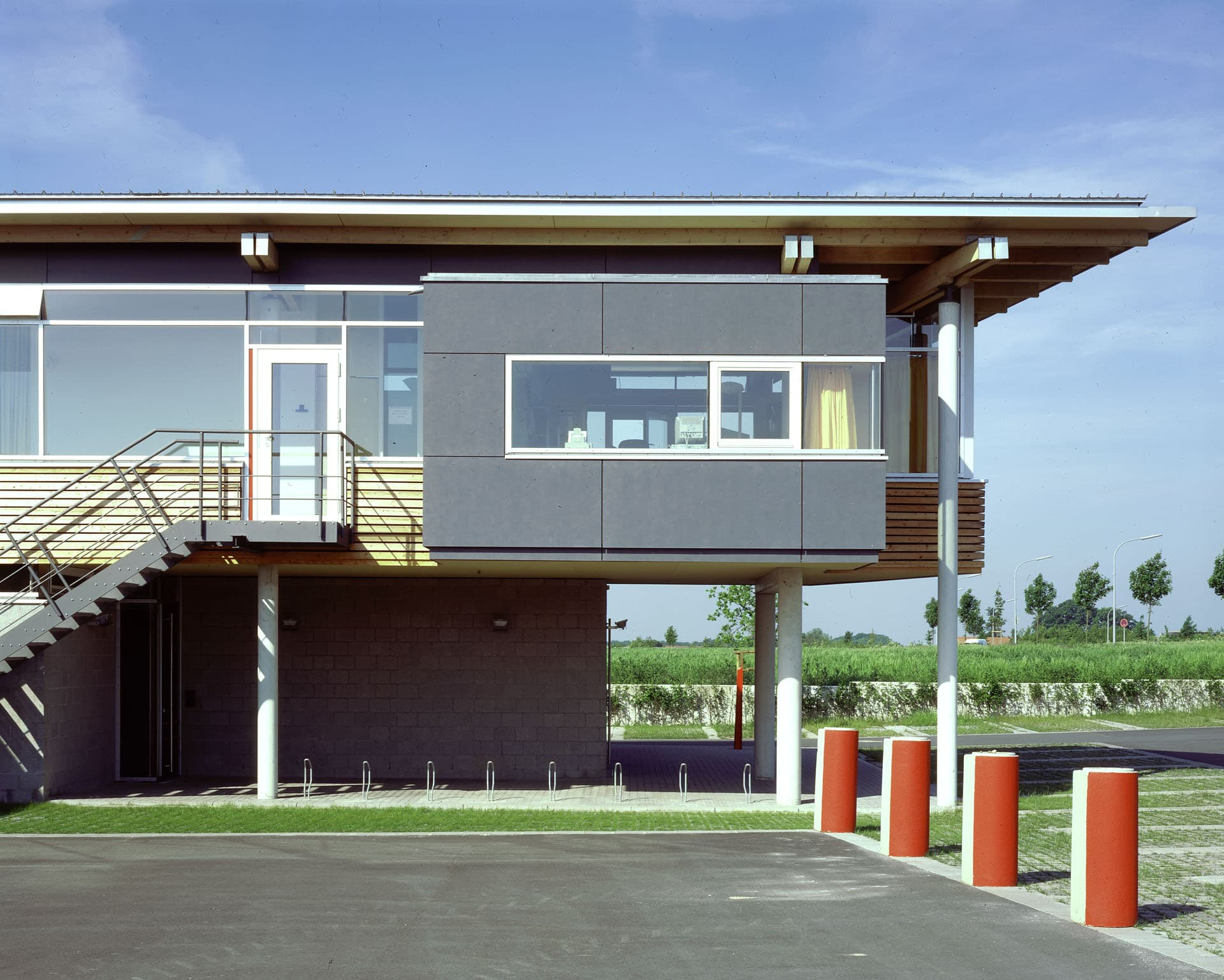 feuerwache bhp architekten generalplaner gmbh. Black Bedroom Furniture Sets. Home Design Ideas